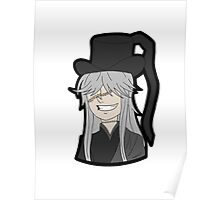 Undertaker (Black Butler) Poster