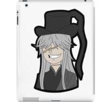 Undertaker (Black Butler) iPad Case/Skin