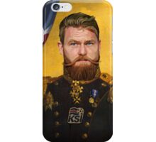 Aron Gunnarsson lord of Ice iPhone Case/Skin