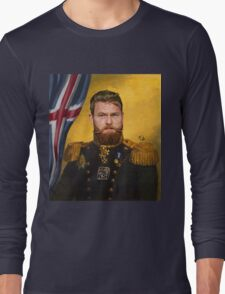 Aron Gunnarsson lord of Ice Long Sleeve T-Shirt