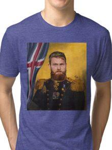 Aron Gunnarsson lord of Ice Tri-blend T-Shirt