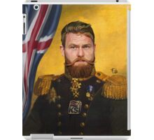 Aron Gunnarsson lord of Ice iPad Case/Skin