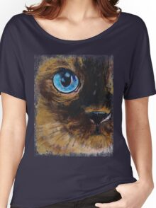 Tonkinese Women's Relaxed Fit T-Shirt