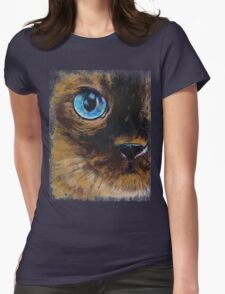 Tonkinese Womens Fitted T-Shirt