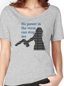 Bang! Bang! Bang! Women's Relaxed Fit T-Shirt