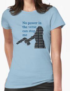 Bang! Bang! Bang! Womens Fitted T-Shirt
