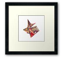 Refraction Framed Print