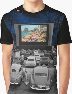 Drive-in Graphic T-Shirt
