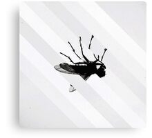 Upside Fly Canvas Print