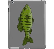 Grumpy Bass iPad Case/Skin