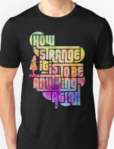 How Strange :: Alice II Unisex T-Shirt