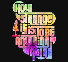 How Strange :: Alice II Tank Top