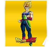 Dragon Ball Z - Super Saiyan Bardock Poster