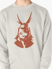 Minimalist All Might  Pullover
