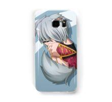 Sleepy Wolfie Chibi Samsung Galaxy Case/Skin