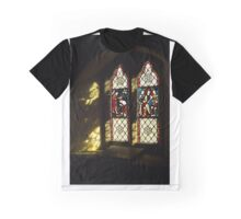 Windows and Shadows Graphic T-Shirt