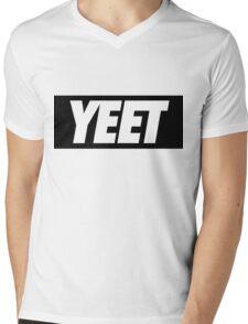 YEET Mens V-Neck T-Shirt