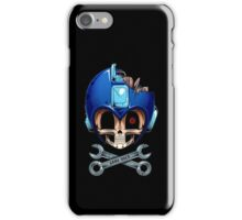Mega skull iPhone Case/Skin