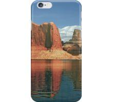 Glen Canyon On Lake Powell iPhone Case/Skin