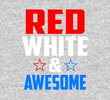 Red White & Awesome Unisex T-Shirt