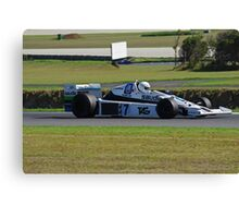 Williams FW06 Canvas Print