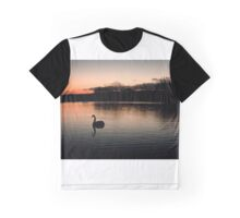 Solo at Sunset Graphic T-Shirt