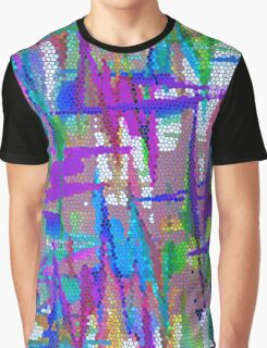 Weaving In And Out Graphic T-Shirt