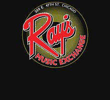 Ray's Music Exchange - Red Variant Womens Fitted T-Shirt