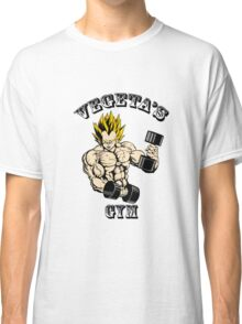 Vegeta's Gym Classic T-Shirt