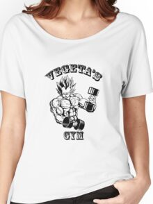 Vegeta's Gym Women's Relaxed Fit T-Shirt