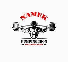 Namek Pumping Iron Unisex T-Shirt