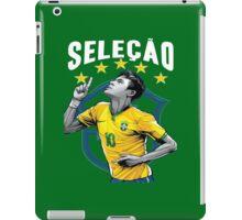 Neymar Brazil World Cup Shirt iPad Case/Skin