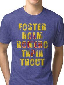 NEW MEXICO CHAMPS Tri-blend T-Shirt