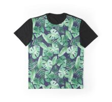 Tropical Jungle Graphic T-Shirt
