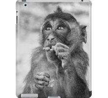 Monkey - Thailand iPad Case/Skin