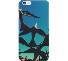The flock iPhone Case/Skin
