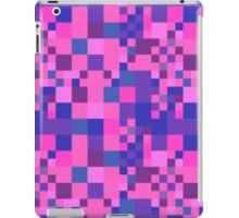Pixel One - Neon Error iPad Case/Skin