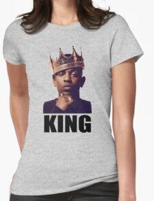 kendrick lamar Womens Fitted T-Shirt