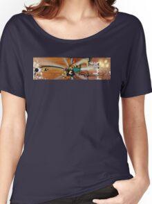 Panda Love Pop Series #1 Women's Relaxed Fit T-Shirt