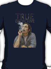 Rust - True Detective  T-Shirt