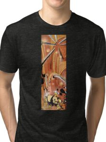 Panda Love Pop Series #2 Tri-blend T-Shirt