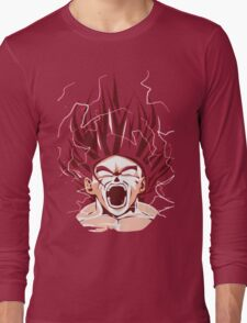 Super Saiyan God Goku Long Sleeve T-Shirt