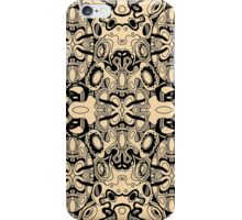 Miniature Aussie Tangle 13 Pattern Coloured Options iPhone Case/Skin