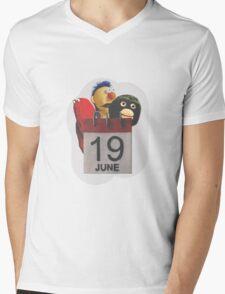 DHMIS 19 june Mens V-Neck T-Shirt