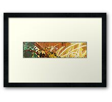 Panda Love Pop Series #4 Framed Print