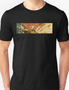 Panda Love Pop Series #4 Unisex T-Shirt