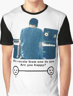 Bo Burnham Are You Happy? Graphic T-Shirt