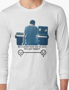 Bo Burnham Are You Happy? Long Sleeve T-Shirt