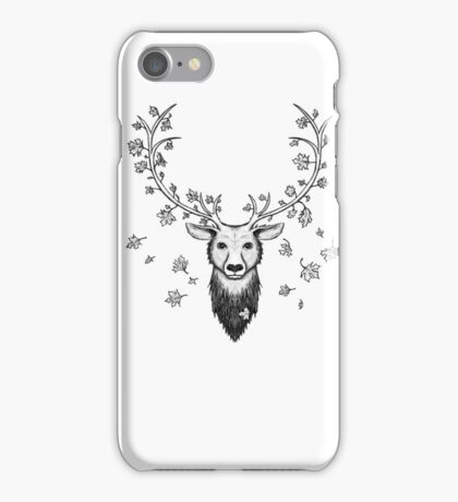 Stag Tree iPhone Case/Skin