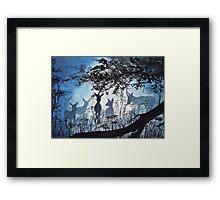 01 Framed Print